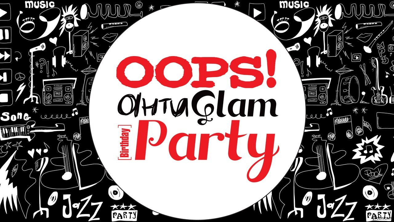 OOPS_antiglamparty